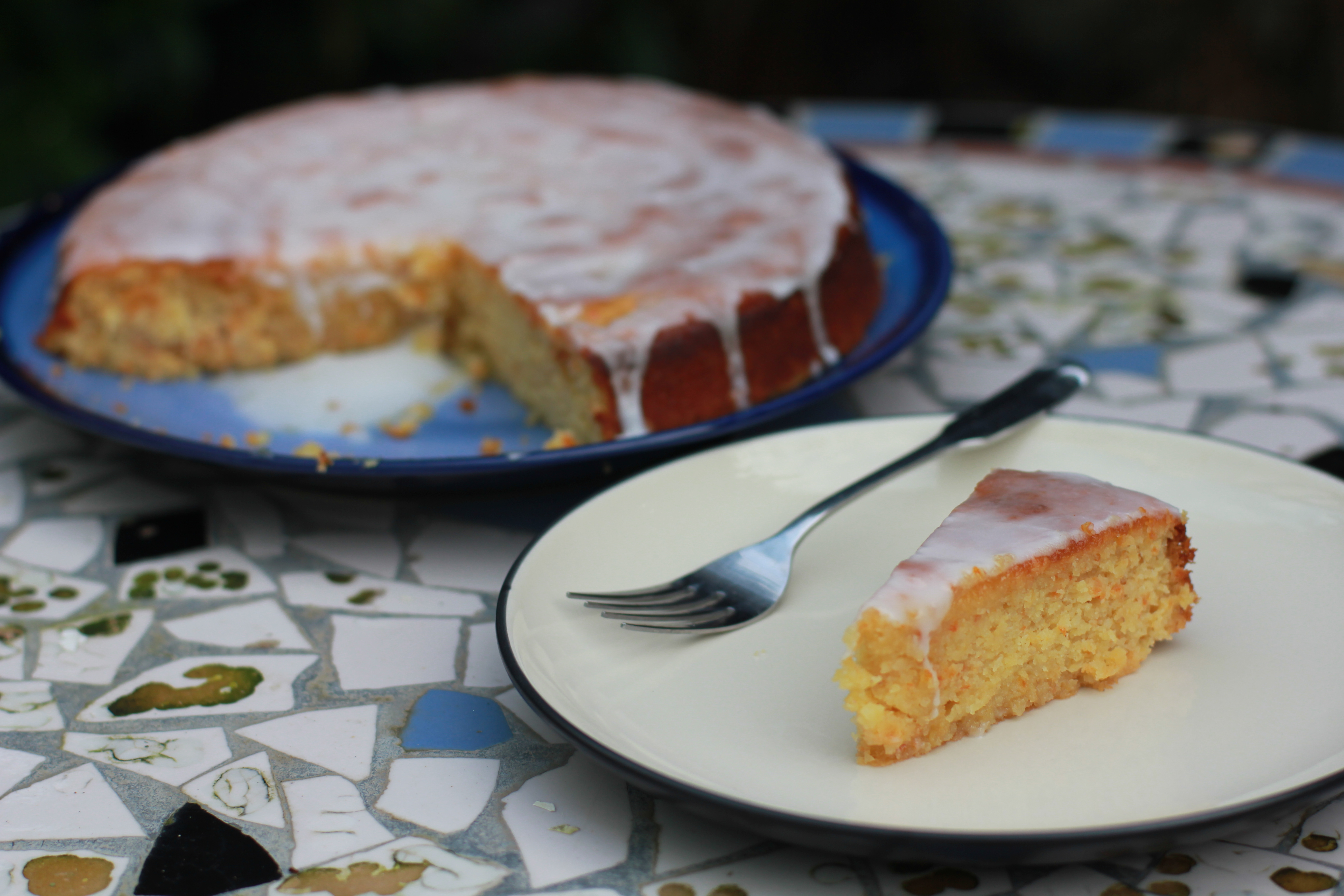 Claudia Roden's Orange And Almond Cake Recipes — Dishmaps