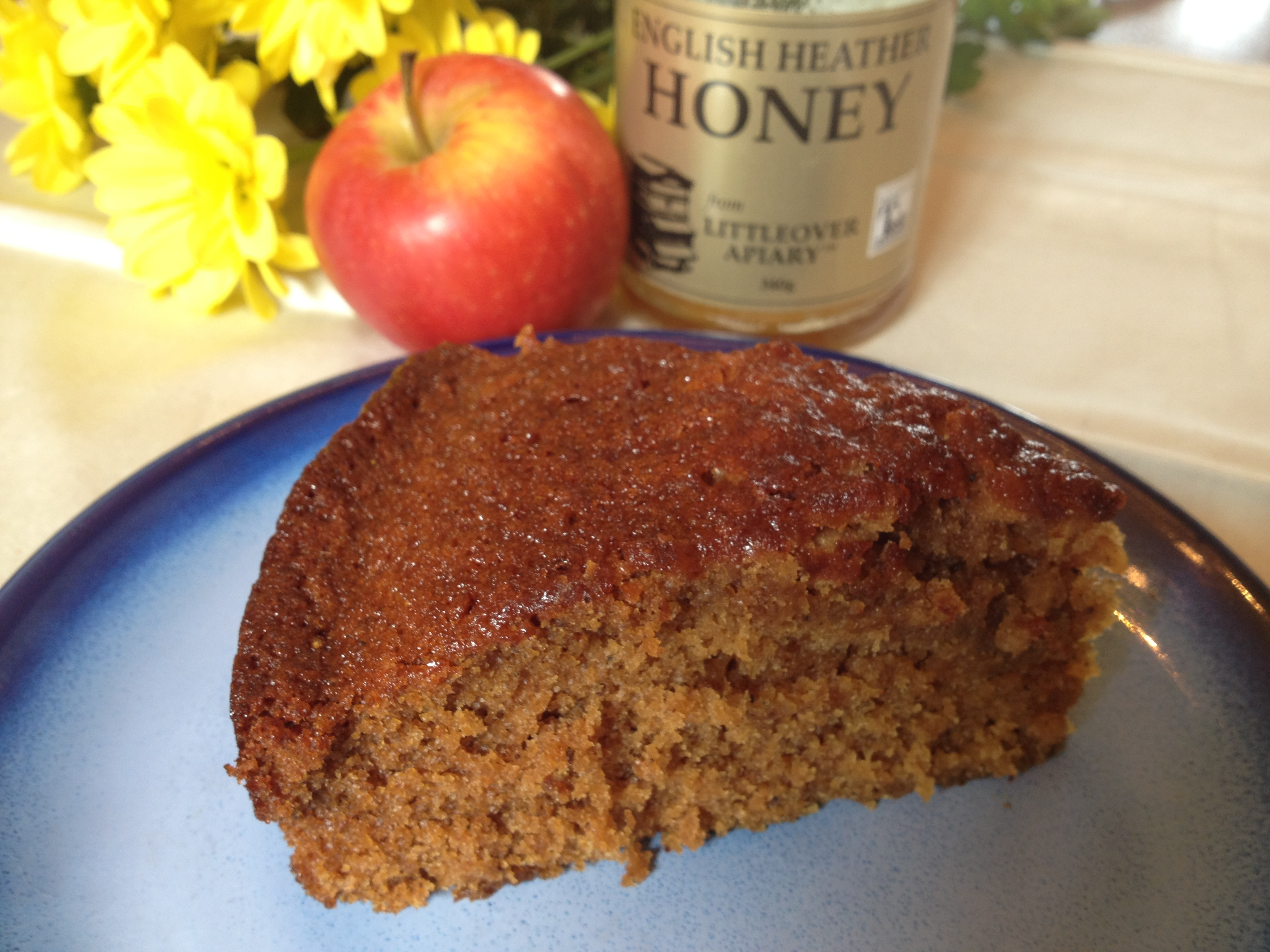 Jewish Honey Cake Uk