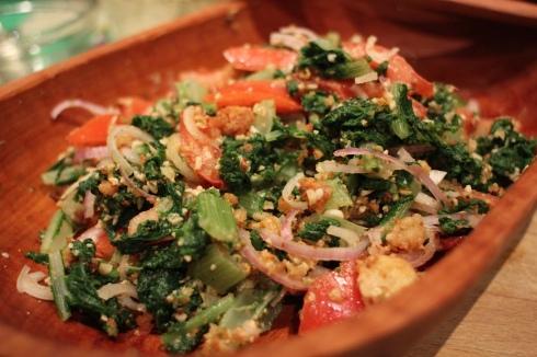 chard salad 3